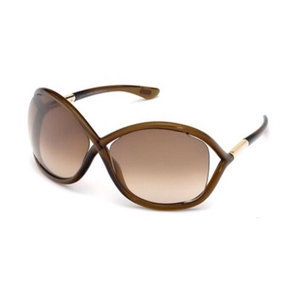 d01c434aa2a Tom Ford Brown Sunglasses  Whitney . M 5a58c9acd39ca2f99e6ba638. Other  Accessories ...